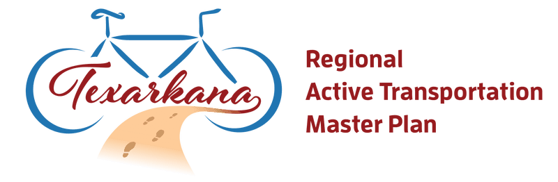 Texarkana Regional Active Transportation Master Plan Logo