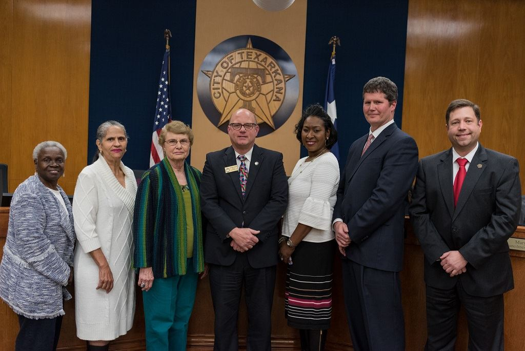 Council Group Photo 011419