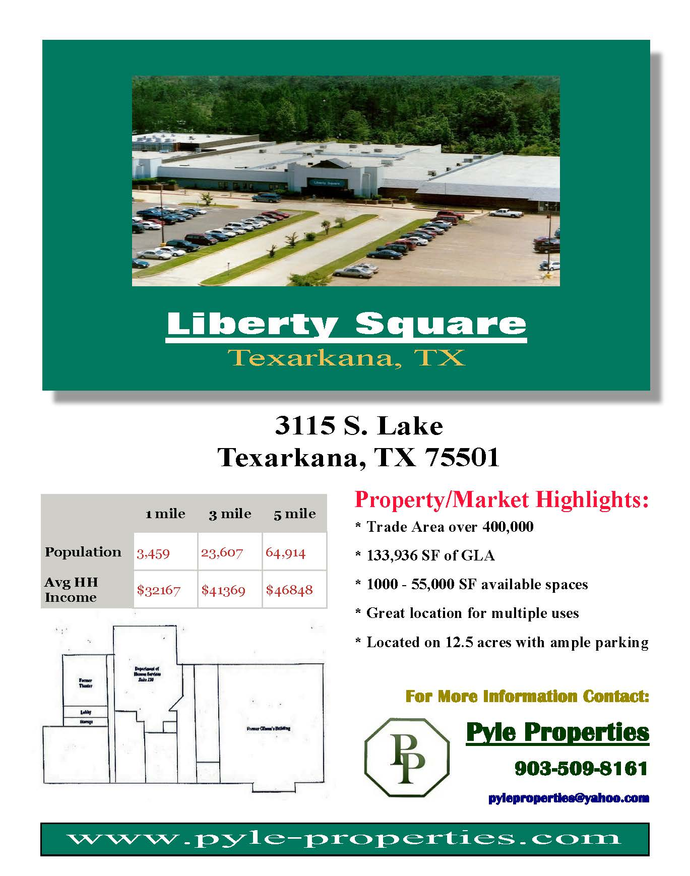Liberty Square Flyer